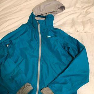 Nike kids size M running jacket